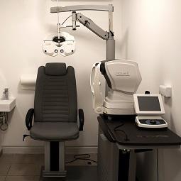 Badanie ostrości wzroku