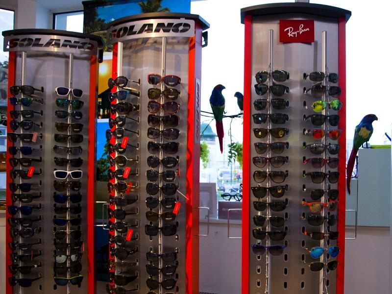 okulary przeciwsłoneczne optyk